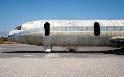 Hii... Ada 4 Bandara Angker Suasananya Kayak di Film Zombie