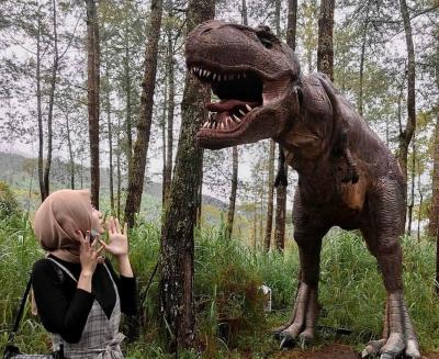 Mau Berpetualangan Seru Bareng Dinosaurus? Ini Pilihan Destinasinya di Indonesia