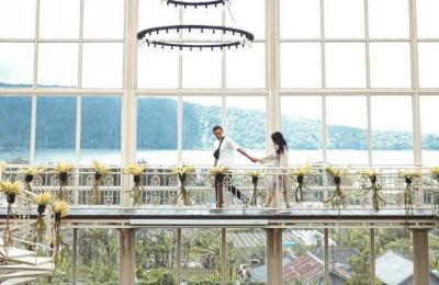 Cantiknya Rumah Gemuk Bali yang Instagenic, Bakalan Nyesel Gak ke Sini