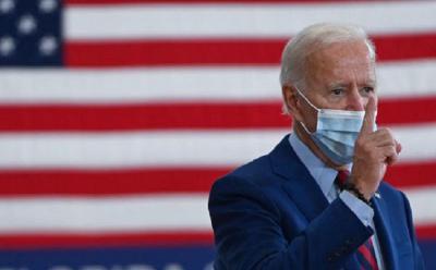 Joe Biden Akan Wajibkan Seluruh Pejabat Negara Pakai Masker di 100 Hari Pertama Kepemimpinannya