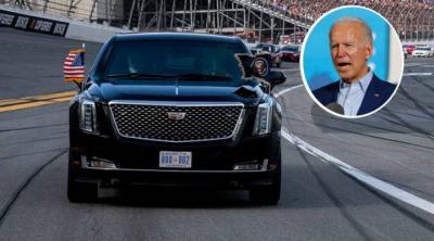 Ini Jenis Mobil yang Akan Didapat Presiden AS Terpilih Joe Biden