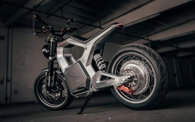 Motor Listrik Berbobot Ringan Ini Dibanderol Rp70 Jutaan, Terbuat dari Apa?