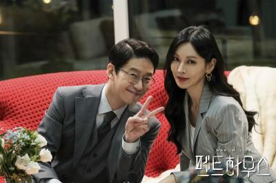 Episode 8 The Penthouse: Membongkar Perselingkuhan Seo Jin dan Dan Tae