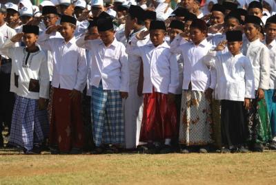 Lulusan Pondok Pesantren dan Madrasah Berpeluang Bisa Menjadi Anggota Polri