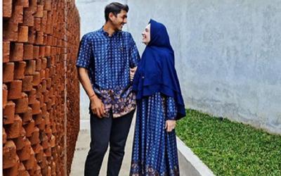 Arya Saloka Foto Bareng Istri, Netizen: Bojomu Penyemangatku!