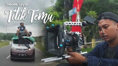 Di Balik Layar Titik Temu, Film Pendek Danang Giri Sadewa