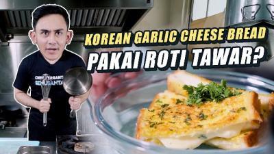 Resep Roti Viral Low Budget dari Firhan Ashari