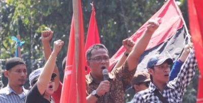 Jumhur Hidayat Tolak Didakwa Sebar Hoaks Terkait Omnibus Law