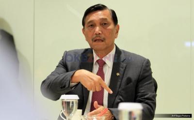 Luhut Hibahkan 10 Hektare Tanah untuk Pembangunan Universitas NU Indonesia