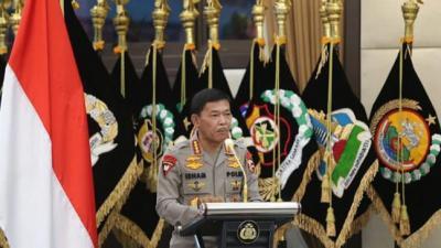 Listyo Sigit Kapolri Baru, DPR: Terima Kasih Jenderal Idham Azis