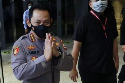 IPW: Presiden Jokowi Lantik Komjen Listyo sebagai Kapolri Besok