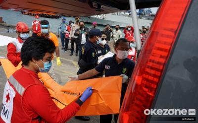 324 Kantong Jenazah Ditemukan Selama Operasi SAR Sriwijaya Air