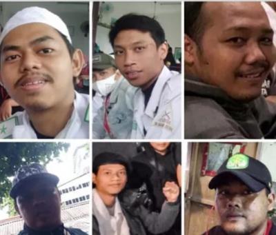 Polisi Datangi Lokasi Konpers Tim Advokasi 6 Laskar FPI