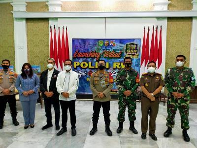 Tangani Covid-19, 619 Polisi Disebar ke Seluruh RW di Bogor