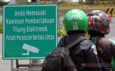 Berikut Daftar Lokasi Kamera Tilang Elektronik di Jakarta