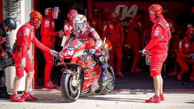 Dorna Bahagia Ducati Perpanjang Kontrak hingga MotoGP 2026