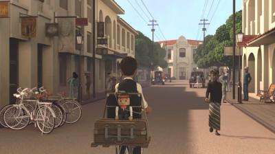 Menjelajah Kota Tua Semarang lewat Film Animasi Karya Anak Bangsa