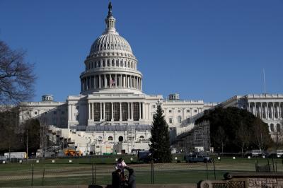 6 Fakta Unik Gedung Capitol, Tempat Joe Biden-Harris Dilantik & Rusuh Massa Trump