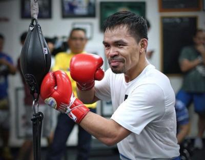Ingin Rasakan Pukulan Petarung MMA Jadi Alasan Pacquiao Tertarik Lawan McGregor