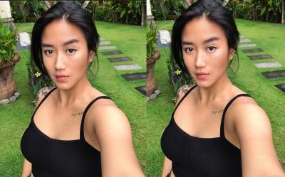 4 Foto Selfie Chef Renatta Moeloek Sukses Bikin Netizen Terpesona