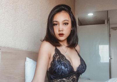 4 Potret Menggoda Cibeby, si Miyabi Indonesia yang Ingin Jadi Bintang Porno