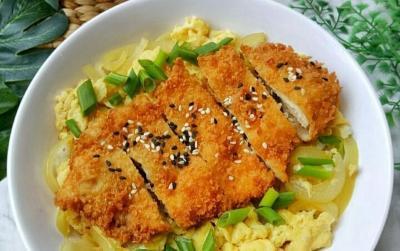 Resep Katsudon Khas Jepang, Hidangan Spesial di Akhir Pekan