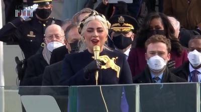 Pendukung Trump, Ayah Lady Gaga Bangga Putrinya Tampil di Pelantikan Joe Biden
