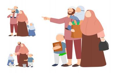 Rahasia Sukses Rukun Berumah Tangga Bernuansa Islami