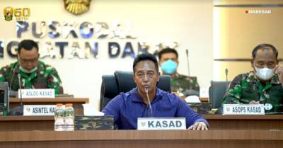 TNI AD Dirikan Rumah Sakit Lapangan bagi Korban Gempa Sulbar