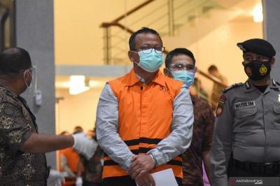 KPK Perpanjang Penahanan Edhy Prabowo
