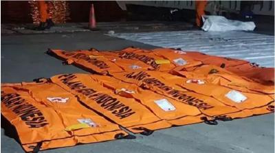 49 Jenazah Korban Sriwijaya Air SJ-182 Teridentifikasi, Berikut Daftarnya