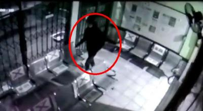 Polisi Buru Maling Pembobol Klinik Dokter Timnas Garuda