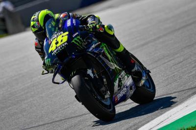 MotoGP 2021 Waktunya Valentino Rossi Bangkit