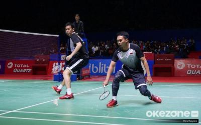 Hasil Lengkap Wakil Indonesia di Perempatfinal Thailand Open 2021