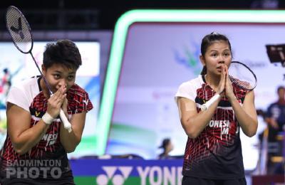 Tembus Semifinal, Greysia Apriyani Tatap Optimis Laga Kontra Ganda Korsel