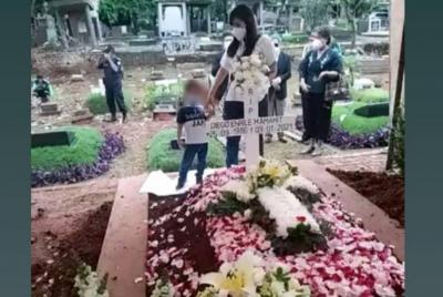Selamat Jalan Kapten Diego Mamahit, Fly High to Heaven