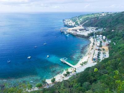 Kisah Pulau Natal, Penduduknya Muslim dan Punya Masjid