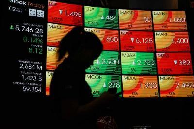 IHSG Anjlok 1,04% ke 6.307, Berikut Data Perdagangan Pasar Modal Sepekan