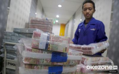 Aliran Modal Asing Rp6,49 Triliun Masuk ke RI dalam Sepekan