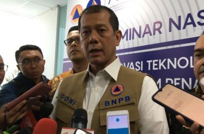 Ketua Satgas Penanganan Covid-19 Doni Monardo Positif Corona, BNPB: Dipastikan Belum Divaksin