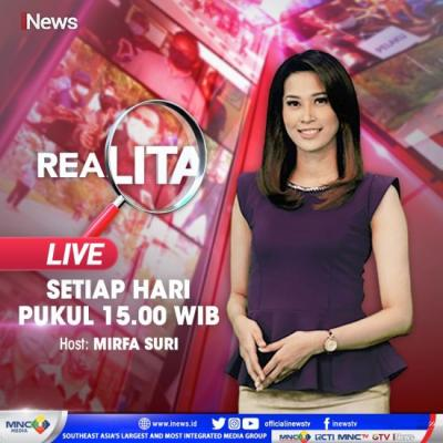 """Realita"" Live di iNews dan RCTI+ Sabtu Pukul 15.00: ""Kau Paksa Bercumbu, Kau Bunuh Aku!"""