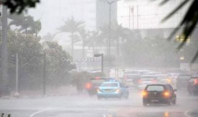 Jakarta Berpotensi Diguyur Hujan Disertai Angin Kencang