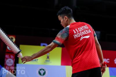 Berkah Mi Instan, Anthony Sinisuka Ginting Lolos ke World Tour Finals 2020