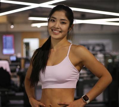 Moldir Mekenbayeva, Atlet Jiu-Jitsu Wanita Pertama yang Raih Sabuk Hitam di Kazakhstan