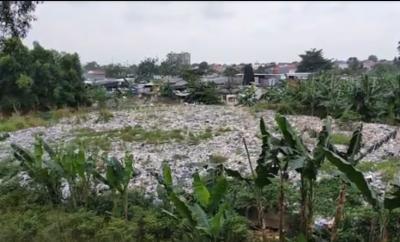 Heboh Lautan Sampah Liar di Tengah Permukiman Warga Kota Bekasi