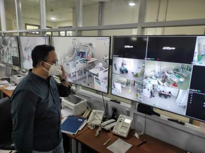 Anies Baswedan: DKI Jakarta Tidak Pernah Lelah Tangani Covid-19
