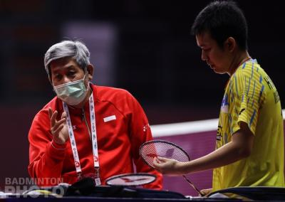 Tak Ada Wakil di Final Thailand Open 2021, Herry IP: Ganda Putra Tak Capai Target