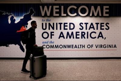 Pelancong dari Luar Amerika Wajib Karantina Sepekan