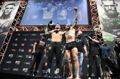 Duel Poirier vs McGregor di UFC 257 Bakal Jadi Pertarungan Adu Pukulan
