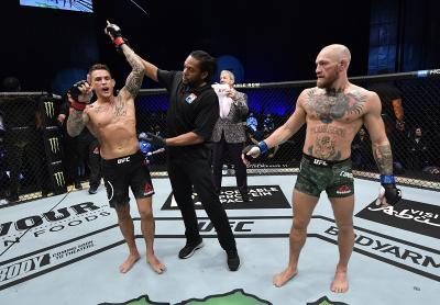 Biarkan Dustin Poirier Balas Dendam di UFC 257, Ini Dalih Conor McGregor